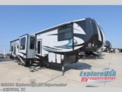 2018 Heartland RV Cyclone 4005