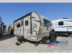 New 2018  Forest River Flagstaff Micro Lite 21DS by Forest River from ExploreUSA RV Supercenter - DENTON, TX in Denton, TX
