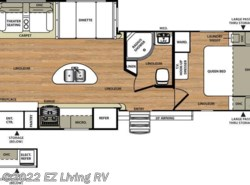 New 2017  Forest River Salem Hemisphere 272RL by Forest River from EZ Living RV in Braidwood, IL