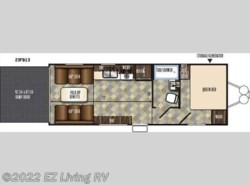 New 2017  Forest River Vengeance 23FB13 by Forest River from EZ Living RV in Braidwood, IL