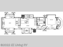 New 2017  Forest River Salem Hemisphere 372RD by Forest River from EZ Living RV in Braidwood, IL