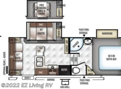 New 2017  Forest River Flagstaff 524RLWS by Forest River from EZ Living RV in Braidwood, IL