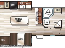 New 2018  Forest River Cherokee 304R by Forest River from EZ Living RV in Braidwood, IL