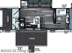 New 2017  Forest River Vengeance Touring Edition 40D12 by Forest River from EZ Living RV in Braidwood, IL