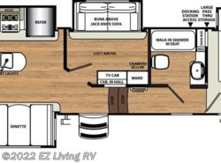 New 2018  Forest River Sandpiper 372LOK by Forest River from EZ Living RV in Braidwood, IL