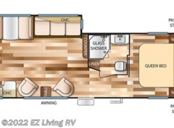 New 2018  Forest River Salem T27RKSS by Forest River from EZ Living RV in Braidwood, IL