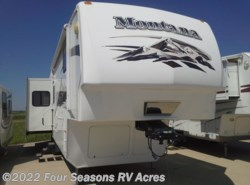 Used 2009  Keystone Montana 3400RL by Keystone from Four Seasons RV Acres in Abilene, KS