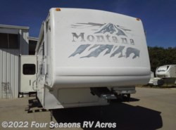 Used 2005  Keystone Montana 3670RL by Keystone from Four Seasons RV Acres in Abilene, KS