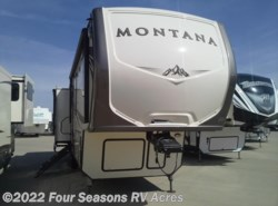 New 2017  Keystone Montana 3160RL by Keystone from Four Seasons RV Acres in Abilene, KS