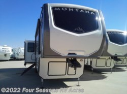 New 2018  Keystone Montana 3921FB by Keystone from Four Seasons RV Acres in Abilene, KS