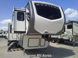 New 2018  Keystone Montana 3731FL by Keystone from Four Seasons RV Acres in Abilene, KS