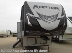New 2018  Keystone Raptor 353TS by Keystone from Four Seasons RV Acres in Abilene, KS