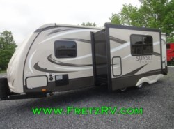 New 2016  CrossRoads Sunset Trail Travel Trailer 240BI by CrossRoads from Fretz  RV in Souderton, PA