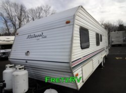Used 2001  Forest River Wildwood 27BH by Forest River from Fretz  RV in Souderton, PA