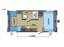 New 2018  Jayco Jay Flight SLX 175RD by Jayco from Fretz  RV in Souderton, PA
