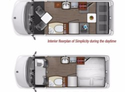 Used 2017  Roadtrek Simplicity Class B by Roadtrek from Fretz  RV in Souderton, PA