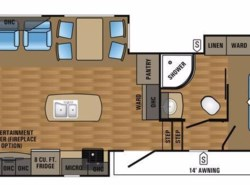 New 2018  Jayco Eagle HT 28.5RSTS by Jayco from Fretz  RV in Souderton, PA