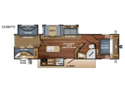 New 2018  Jayco Eagle HT 324BHTS by Jayco from Fretz  RV in Souderton, PA