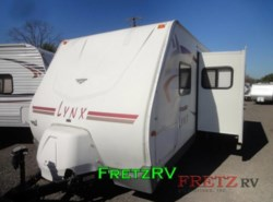 Used 2006  Fleetwood Lynx 270FQS by Fleetwood from Fretz  RV in Souderton, PA