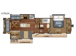 New 2018  Jayco Eagle 317RLOK by Jayco from Fretz  RV in Souderton, PA