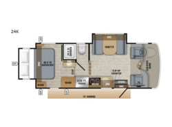New 2019 Jayco Melbourne 24K available in Souderton, Pennsylvania