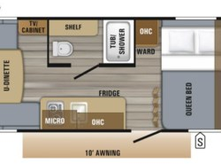 New 2019 Jayco Jay Flight SLX 7 175RD available in Souderton, Pennsylvania