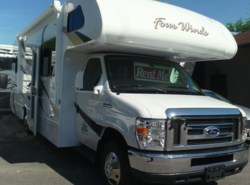 Used 2015  Thor Motor Coach Four Winds 28A by Thor Motor Coach from Fuller Motorhome Rentals in Boylston, MA