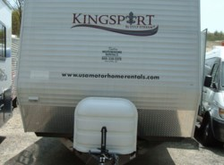 New 2008  Gulf Stream Kingsport  by Gulf Stream from Fuller Motorhome Rentals in Boylston, MA