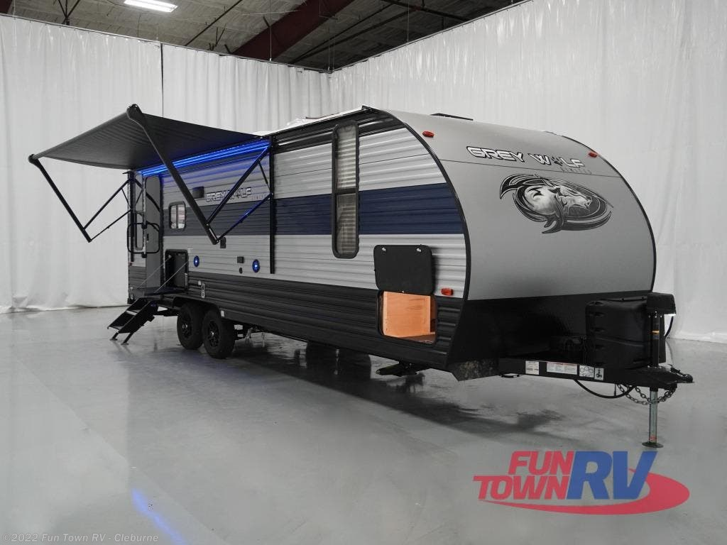 2022 Forest River Cherokee Grey Wolf 23MK