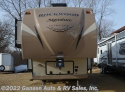 New 2016  Forest River Rockwood Signature Ultra Lite 8289WS by Forest River from Gansen Auto & RV Sales, Inc. in Riceville, IA