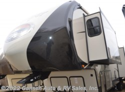 New 2017  Forest River Sandpiper 35ROK by Forest River from Gansen Auto & RV Sales, Inc. in Riceville, IA
