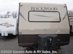 Used 2015  Forest River Rockwood Ultra Lite 2904SS