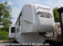 Used 2011  Forest River Cedar Creek Silverback 35RE by Forest River from Gansen Auto & RV Sales, Inc. in Riceville, IA