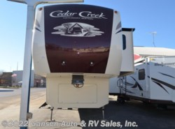 New 2017  Forest River Cedar Creek 36CK2 by Forest River from Gansen Auto & RV Sales, Inc. in Riceville, IA