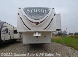 Used 2012  Palomino Sabre 31RETS by Palomino from Gansen Auto & RV Sales, Inc. in Riceville, IA