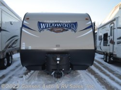 New 2017  Forest River Wildwood X-Lite 272RBXL by Forest River from Gansen Auto & RV Sales, Inc. in Riceville, IA