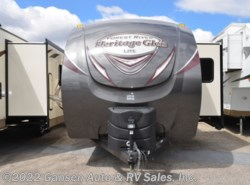 New 2018 Forest River Wildwood Heritage Glen 326RL available in Riceville, Iowa