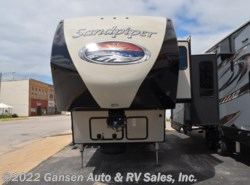 New 2018  Forest River Sandpiper 389RD by Forest River from Gansen Auto & RV Sales, Inc. in Riceville, IA