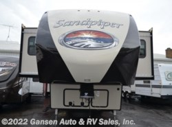 New 2018  Forest River Sandpiper 377FLIK by Forest River from Gansen Auto & RV Sales, Inc. in Riceville, IA