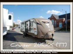 Used 2012  CrossRoads Cruiser 28RKX by CrossRoads from Gansen Auto & RV Sales, Inc. in Riceville, IA