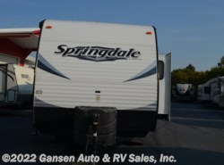 Used 2015 Keystone Springdale 303BH available in Riceville, Iowa