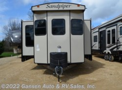 New 2018  Forest River Sandpiper Destination 401FLX by Forest River from Gansen Auto & RV Sales, Inc. in Riceville, IA