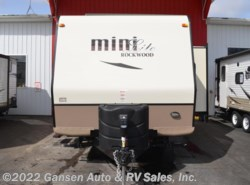 New 2018  Forest River Rockwood Mini Lite 2104S by Forest River from Gansen Auto & RV Sales, Inc. in Riceville, IA