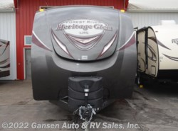 New 2018  Forest River Wildwood Heritage Glen 300BH by Forest River from Gansen Auto & RV Sales, Inc. in Riceville, IA