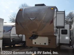 Used 2017  Forest River Rockwood Signature Ultra Lite 8301WS by Forest River from Gansen Auto & RV Sales, Inc. in Riceville, IA