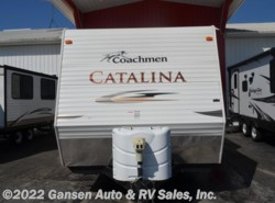Used 2012  Coachmen Catalina 25RKS by Coachmen from Gansen Auto & RV Sales, Inc. in Riceville, IA