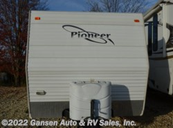 Used 2007 Fleetwood Pioneer 24RKS available in Riceville, Iowa
