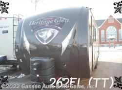 Used 2014  Forest River Wildwood Heritage Glen 262FL by Forest River from Gansen Auto & RV Sales, Inc. in Riceville, IA