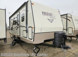 New 2017  Forest River Rockwood Mini Lite 2504S by Forest River from Gauthiers' RV Center in Scott, LA