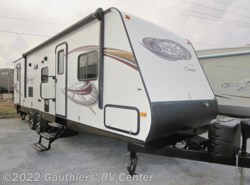 Used 2014  Forest River Surveyor Cadet 291BHSS by Forest River from Gauthiers' RV Center in Scott, LA